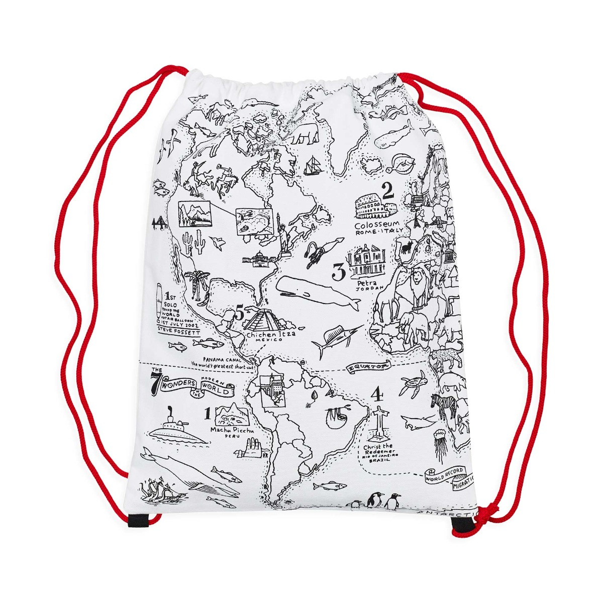 Doodle map backpack royal academy of arts shop royal academy doodle map backpack royal academy of arts shop royal academy of arts gumiabroncs Image collections