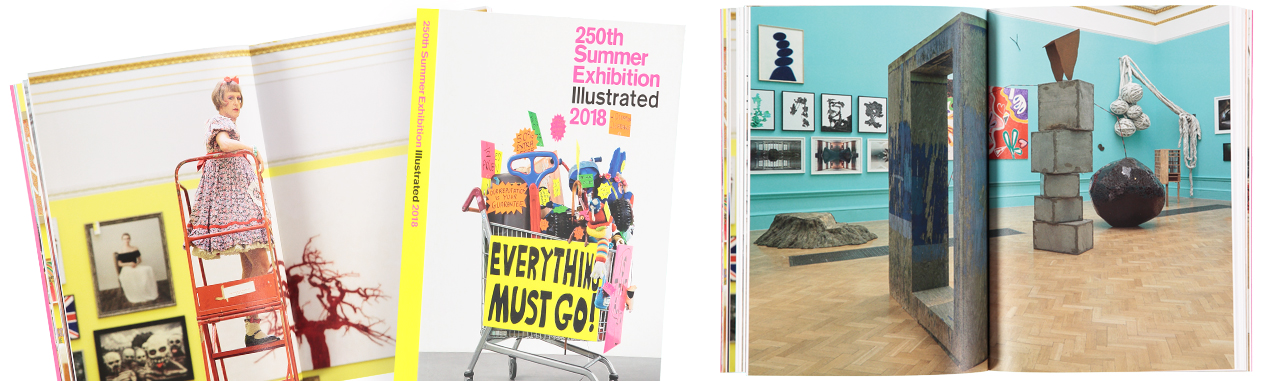 Royal Academy Exhibition Catalogues Summer Exhibition 2019