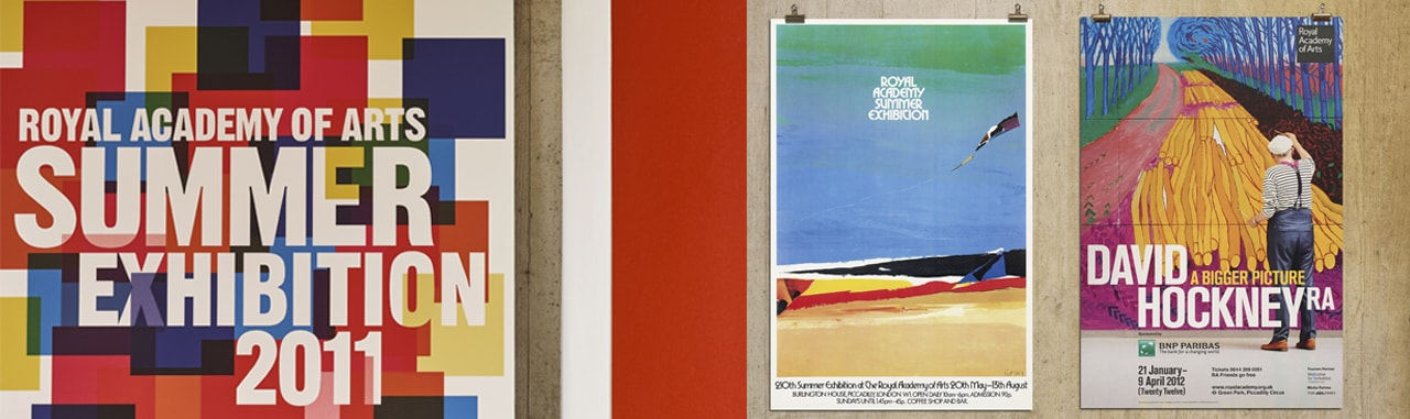 Royal Academy Epic Posters by Surface View 250th Anniversary