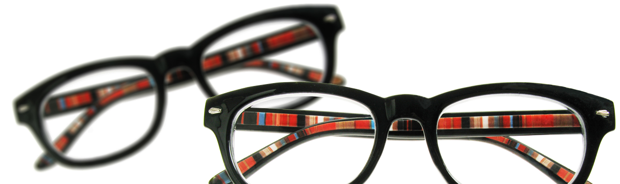 Royal Academy Fashion Accessories Black Reading Glasses