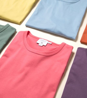 Royal Academy Sunspel T-shirts Collaboration